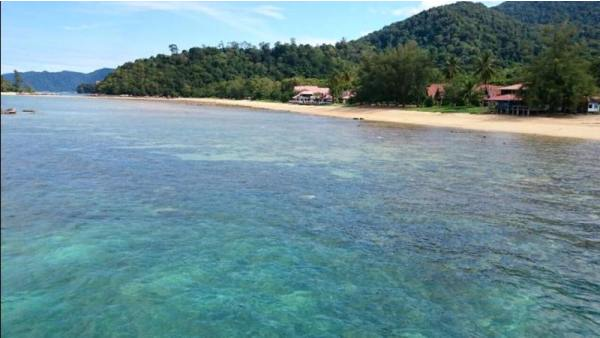 how to go pulau tioman from seremban